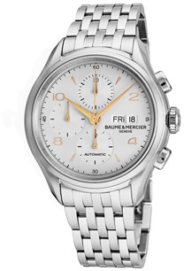 Baume & Mercier Clifton Men's Watch Model A10130