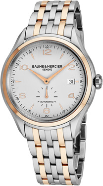 Baume & Mercier Clifton Men's Watch Model A10140
