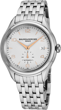 Baume & Mercier Clifton Men's Watch Model: A10141