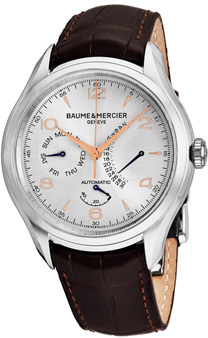 Baume & Mercier Clifton Men's Watch Model: A10149