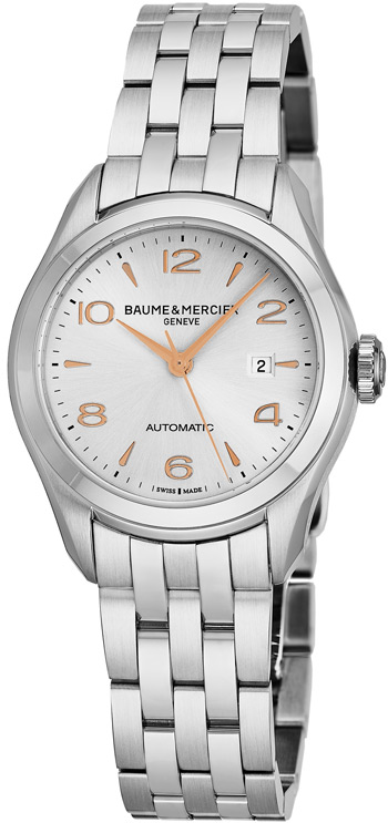Baume & Mercier Clifton Ladies Watch Model A10150