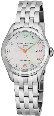 Baume & Mercier Clifton Ladies Watch Model: A10151