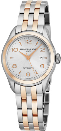 Baume & Mercier Clifton Ladies Watch Model: A10152