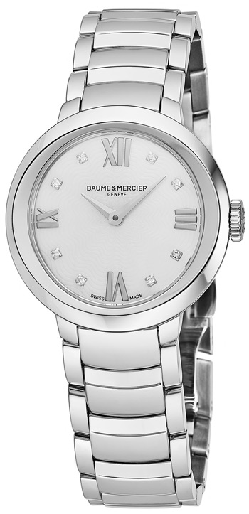 Baume & Mercier Promesse Ladies Watch Model A10158