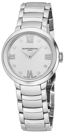 Baume & Mercier Promesse Ladies Watch Model: A10158