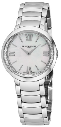 Baume & Mercier Promesse Ladies Watch Model A10160
