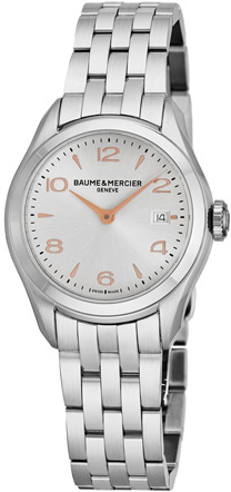 Baume & Mercier Clifton Ladies Watch Model: A10175