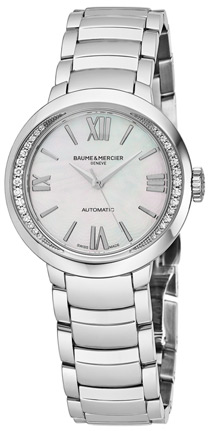 Baume & Mercier Promesse Ladies Watch Model: A10184
