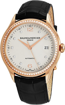 Baume & Mercier Clifton Men's Watch Model: A10194