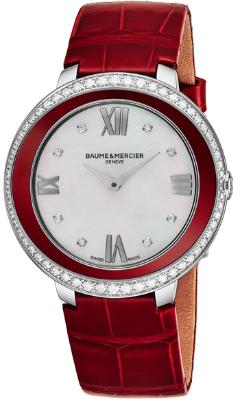 Baume & Mercier Promesse Ladies Watch Model A10200