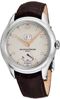 Baume & Mercier Clifton Men's Watch Model: A10205