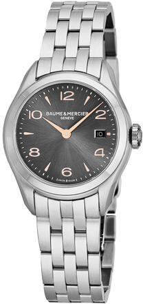 Baume & Mercier Clifton Ladies Watch Model A10209