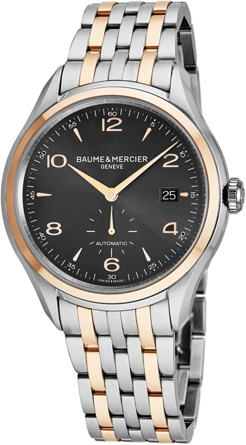 Baume & Mercier Clifton Men's Watch Model A10210