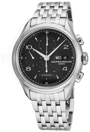 Baume & Mercier Clifton Men's Watch Model A10212