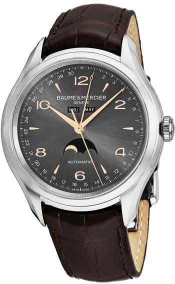 Baume & Mercier Clifton Men's Watch Model A10213
