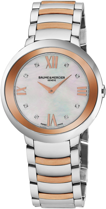 Baume & Mercier Promesse Ladies Watch Model A10252