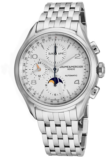 Baume & Mercier Clifton Men's Watch Model A10328