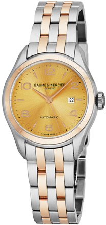 Baume & Mercier Clifton Ladies Watch Model A10351