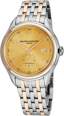 Baume & Mercier Clifton Men's Watch Model A10352