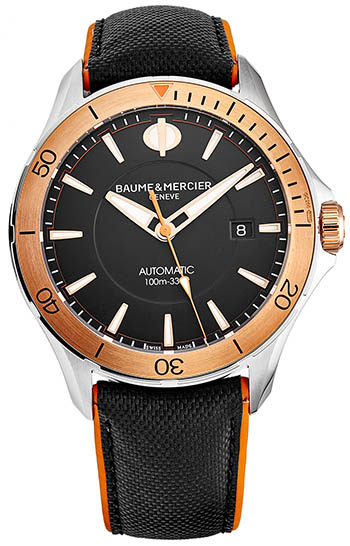 Baume & Mercier Clifton Men's Watch Model A10424