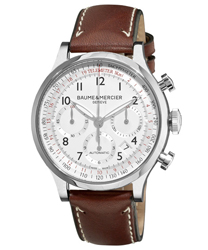 Baume & Mercier Capeland Men's Watch Model M0A10000