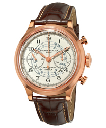 Baume & Mercier Capeland Mens Wristwatch Model: M0A10007