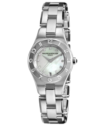Baume & Mercier Linea Ladies Watch Model M0A10011