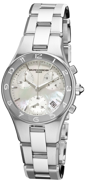 Baume & Mercier Linea Ladies Watch Model M0A10012