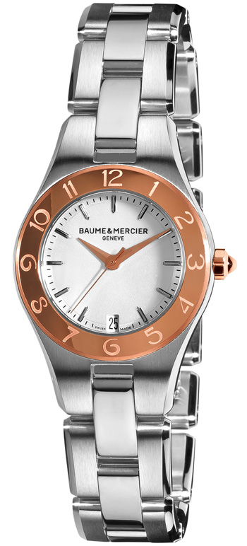 Baume & Mercier Linea Ladies Watch Model M0A10014
