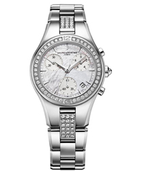 Baume & Mercier Linea Ladies Wristwatch Model: M0A10017