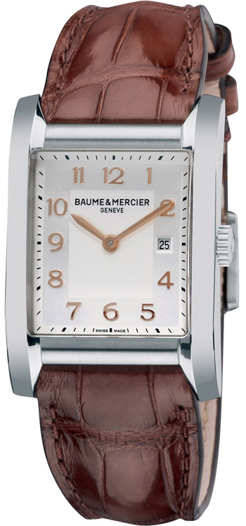 Baume & Mercier Hampton Ladies Watch Model M0A10018