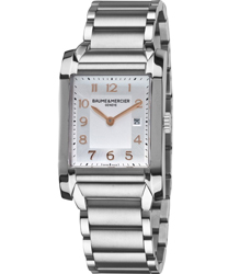 Baume & Mercier Hampton Ladies Watch Model M0A10020