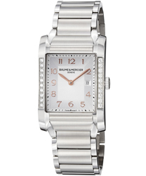 Baume & Mercier Hampton Ladies Watch Model M0A10023