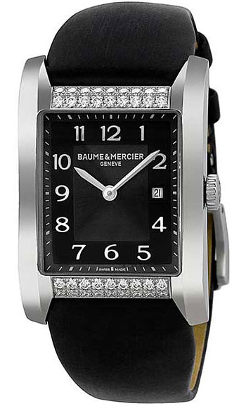 Baume & Mercier Hampton Ladies Watch Model M0A10024