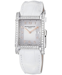 Baume & Mercier Hampton Ladies Watch Model M0A10025
