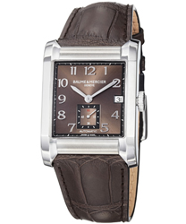 Baume & Mercier Hampton Mens Watch Model M0A10028