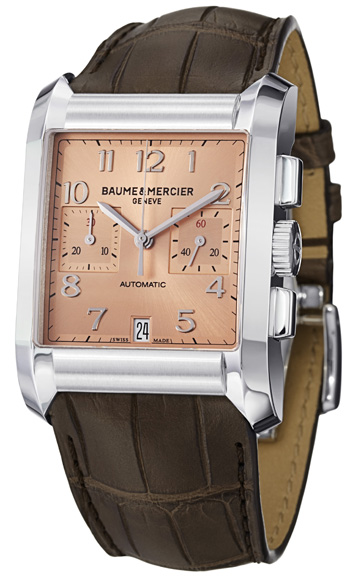 Baume & Mercier Hampton Men's Watch Model M0A10031