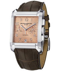 Baume & Mercier Hampton Mens Wristwatch