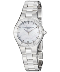 Baume & Mercier Linea Ladies Watch Model M0A10035
