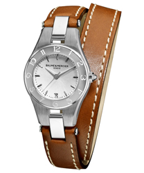 Baume & Mercier Linea Ladies Watch Model: M0A10036