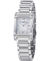 Baume & Mercier Hampton Ladies Watch Model M0A10050