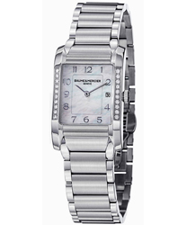 Baume & Mercier Hampton Ladies Watch Model M0A10051