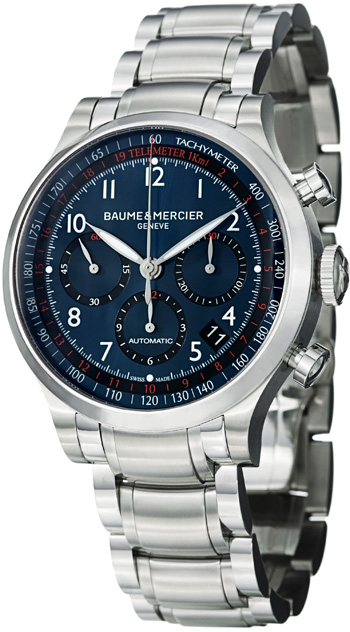 Baume & Mercier Capeland Men's Watch Model M0A10066
