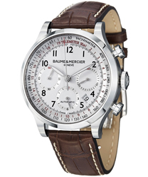 Baume & Mercier Capeland Men's Watch Model M0A10082