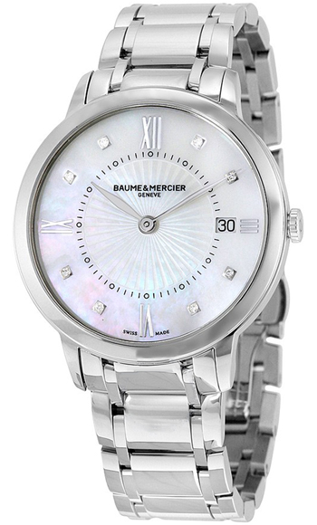Baume & Mercier Classima Ladies Watch Model M0A10225