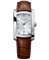 Baume & Mercier Hampton Men's Watch Model MOA08442
