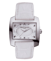 Baume & Mercier Hampton Ladies Watch Model MOA08450