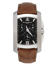 Baume & Mercier Hampton Men's Watch Model MOA08484