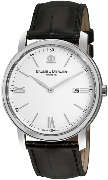 Baume & Mercier Classima Men's Watch Model MOA08485