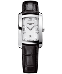 Baume & Mercier Hampton Mens Watch Model MOA08506